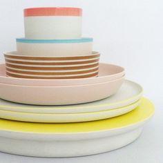 Stilleben.dk Arita ceramics by Scholten Baijings