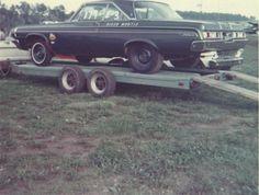 """1964 Dodge Polara """"Rigor Mortis"""" Max Wedge"""