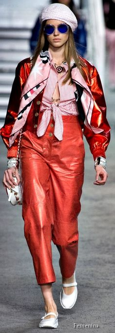 6e7a01d1c80a86 635 Best chanel style images in 2019 | Chanel style, Chanel cruise ...