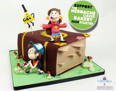 NO WAY! GF CAKE!