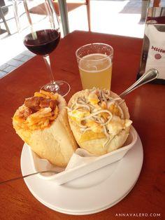 De pinchos por Logroño (Los Rotos) :: annavalero.com #pinchos #logroño #viajes #escapadas #españa #comida #food