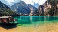 Il lago di Braies (Pragser Wildsee in tedesco) è un piccolo lago alpino situato in Val di Braies (una valle laterale alla Val Pusteria) a 1.496 m s.l.m. nel comune di Braies (BZ), a circa 97 km da Bolzano.
