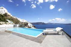 Enjoy privacy and opulent luxury at the Santorini Secret suites