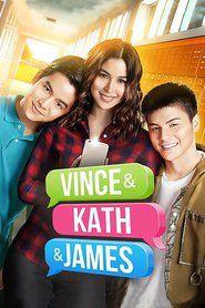 Like or Dislike: 'Vince & Kath & James' Movie Poster Streaming Movies, Hd Movies, Movie Tv, Movies Free, Hd Streaming, Series Movies, Roxy, Ronnie Alonte, James Movie