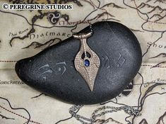Amulet of Kynareth Stainless Steel by PeregrineStudios on Etsy #Skyrim