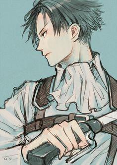 Levi, Attack on Titan (Shingeki no kyojin)