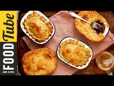 How to make Shortcrust Pastry for pies | Jamie Oliver