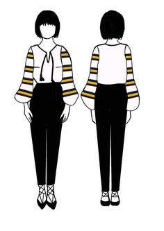 Inverno 2016 Geração Beatnik - Variante Amarelo