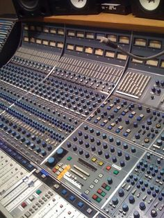 Neve 8068 Recording Console