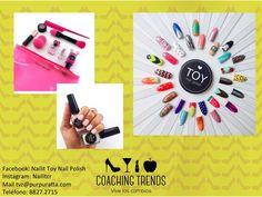 EXPOSITOR / Pinturas de Uñas Coaching Trends