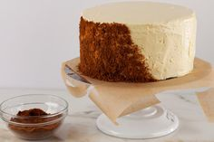 7 tips for getting professional-looking cakes. (Tip 1: Get an ice cream scoop.)