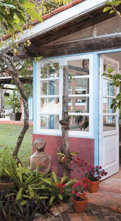 Casa de praia feita para curtir em família - Casa.com.br