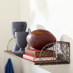 Industrial Metal Shelf, 1 Shelf | PBteen