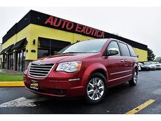 Chrysler Town And Country, Chrysler Cars, Nice, Vehicles, Vehicle