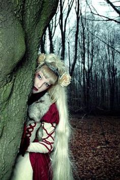 gothic fairytale photography