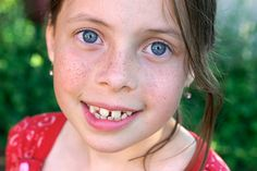 Freckles... by lorenkerns, via Flickr