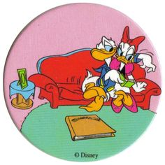 donald and dasiy | Fun Caps > 151-180 Donald III 153-Donald-and-Daisy-Duck.