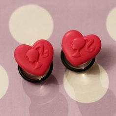 if my ears were still gaged i would so have these!
