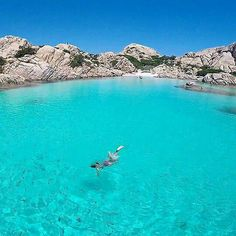 Cala Coticcio Sardinia Caprera foto Mauro Coppadoro