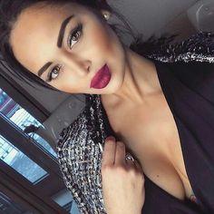 Nita Kuzmina, Russian Models, Coco Chanel, Moscow, Hair Color, Beautiful Women, Womens Fashion, Instagram Posts, How To Make
