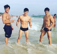 Arthur Nory, quite frankly, makes me quiver. | The Brazilian Men's Gymnastics Team Is Really, Really Hot