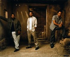 George Clooney, Mark Wahlberg, and Ice Cube <3