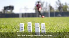 Best Skincare for Athletes by Zaneta Wyne. Learn all about this young professional soccer player and how she uses Aeonskin to protect her skin while focusing on her game.