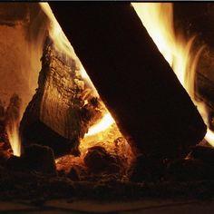 #kominek #ogień #ciepło