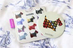 Santoro London Scottie Dog Collection