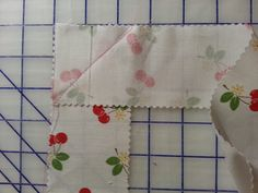 You all asked for it, so here it is! A binding/blind stitching tutorial just for you. :) Thanks for your patience…though binding is something I do regularly, this tutorial took a lot of thoug…