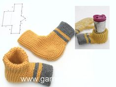 How to knit the beer mitten in DROPS Extra How to knit or crochet DROPS patternsIn this DROPS video we show you how to assembly the beer mitten in DROPS Extra See sketch. Sew A to A – sew in the outermost loop of the outermost stitch so Knitted Mittens Pattern, Knit Mittens, Knitting Patterns Free, Free Knitting, Knitted Hats, Crochet Patterns, Loom Crochet, Crochet Videos, Knit Or Crochet