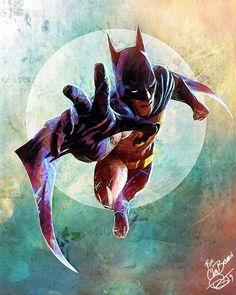 Batman by Daniel Scott Gabriel Murray