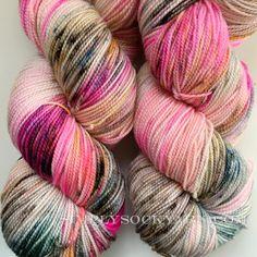 Simply Socks Yarn Company - PY Helix In Between the Lines, $24.00 (http://www.simplysockyarn.com/py-helix-in-between-the-lines/)