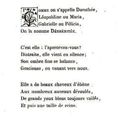 Déshéritée by Malvina Blanchecotte