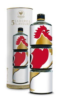 Azeite Gallo | Olive Oil Bottle