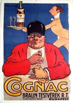 Cognac. Braun Brothers Co.