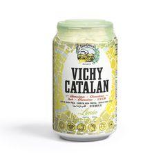 Vichy Catalán sabor limón