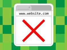 Errores que debe evitar en su página web