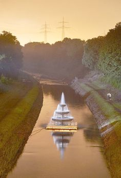 04 Jun, 2016 - SUPERFLEX presents the new work Waste Water Fountain as part of Emscherkunst 2016. Emscherkunst is a triennial taking place for the third time between the cities of Holzwickede, Dortmund, Castrop-Rauxel, Recklinghausen and Herne. The 50 km long art trail deals with the conversion of the Emscher River as well as the urban and industrial transformation of landscape in the Ruhr area. The Emscher River, once a small and lively river, was during the industrialisation turned into a…
