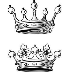 7 best crown drawing images in 2017 Bull Skull Tattoos, Leo Tattoos, Bull Skulls, Couple Tattoos, King Crown Tattoo, King Queen Tattoo, Crown Tattoo Design, Queen Drawing, Crown Drawing