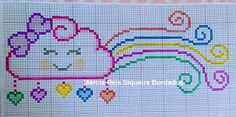 quilting like crazy Cross Stitch For Kids, Cross Stitch Boards, Cross Stitch Kitchen, Cross Stitch Baby, Pony Bead Patterns, Beading Patterns, Hand Embroidery Patterns, Embroidery Art, Cross Stitch Designs