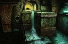 Uncharted 2 Sewers
