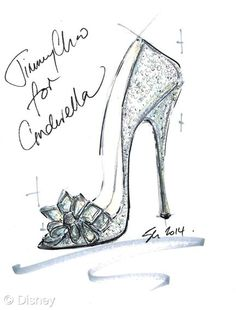 See Cinderella's Slipper Get High-Fashion Makeover | Jimmy Choo  The shoes will be available in these stores: Saks Fifth Avenue, New York and Beverly Hills; Harrods, London; Galeries Lafayette, Paris; Excelsior Milano, Milan; Tsum, Moscow; Isetan Shinjuku, Tokyo; and Level Shoe District, The Dubai Mall, Dubai