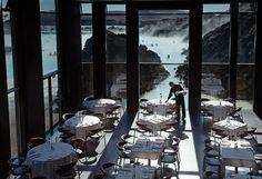 Your table is ready at LAVA Restaurant 🍽 #BlueLagoonIceland #lavarestaurant #Iceland