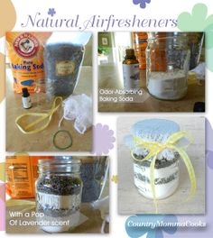 Homemade Natural Air-fresheners  http://www.Dreumex.com