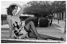 Model: Allicia Dae