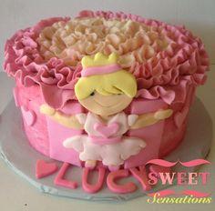 Ballerina cake  Www.facebook.com/NapasSweetSensations