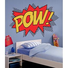 Reusable Rainbow Wall Decal Childrens Fabric Wall Decal Extra - Large superhero wall decals