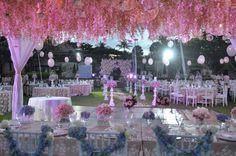 Bali Wedding Signature - Florist and Decor - Pink WOW