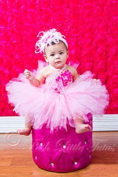 The Emily Feather Tutu Dress- Infant Newborn Baby Toddler ...